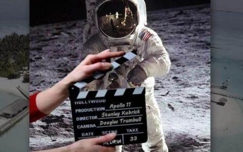 阿波罗11号登月之谜
