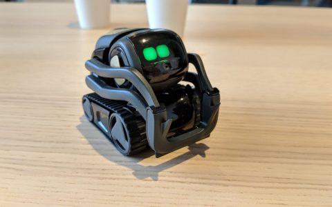 伴侣型机器人——vector
