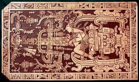 玛雅文明的谜雾