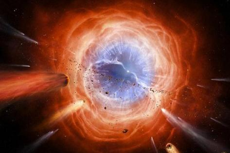 参宿四可能随时面临超新星爆发